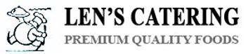 Len's Catering Logo