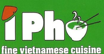 iPHO Vietnamese Fine Cuisine Logo