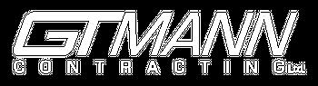 GT Mann Contracting Logo
