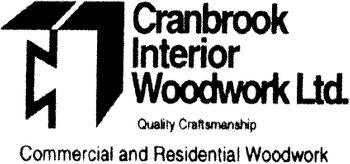 CRANBROOK INTERIOR WOODWORK LT Logo