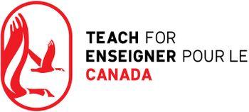 Teach For Canada Logo