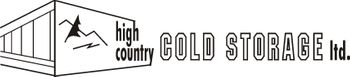 HIGH COUNTRY COLD STORAGE LTD Logo