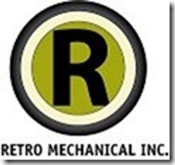 Retro Mechanical Inc. Logo