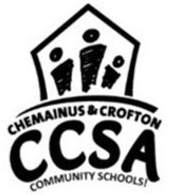 CCSA Chemainus Crofton Community Schools Association Logo